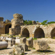 Stock Photo: Old Carthage ruins