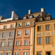 Castle Square in Warsaw, Poland — Stock Photo #25787183