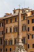 Rome, Italy. Typical architectural details of the old city — Stock Photo