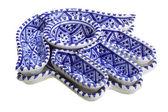Oriental Tunisian Plate — Stock Photo