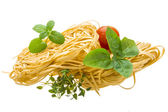 Egg noodle — Stock Photo
