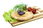 Armenian bread — Stock Photo
