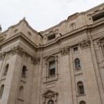 Basilica di San Pietro, Vatican City, Rome, Italy — Stock Photo