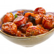 Stock Photo: Dried tomato