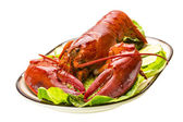 Large Lobster — Foto de Stock