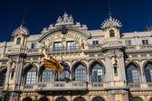 Port of Barcelona building in the city of Barcelona (Spain) — Foto de Stock