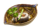 Herring fillet — Stockfoto