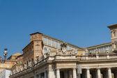 Vatikan, roma, i̇talya içerisinde vatikan binalarda. — Stok fotoğraf