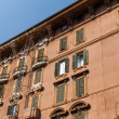 Rome, Italy. Typical architectural details of the old city — Stock fotografie