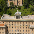 Governorate of Vatican City State in Rome, Italy — Stockfoto