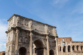The Arch of Constantine, Rome, Italy — Stockfoto