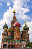 Saint Basil Temple — Foto de Stock