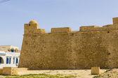 Old Fortess ruin in Mahdia Tunis — Stock Photo