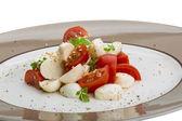Italoan salat caprese — Stockfoto
