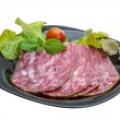 Salchichin salami — Stock Photo #29923377