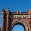 BarcelonArch of Triumph — Stock Photo #29923587