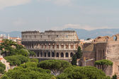 Colosseum of Rome, Italy — Stock Photo