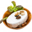 Soft brie cheese — Stockfoto