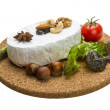 Foto Stock: Brie cheese