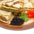 Russian pancakes — Stock Photo #32198077
