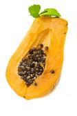 Ripe papaya — Stock Photo