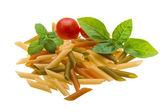Variety color macaroni — Stock Photo