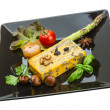 Gold cheese with mould — Stock Photo #32381297