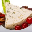 Spanish cheese with mould — Stock Photo #32498139