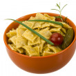 Ravioli with herbs — Foto de stock #32900447