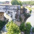 Rome bridges — Stock Photo
