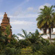 Nong Nooch tropical garden — Foto Stock