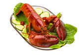 Large Lobster — Foto Stock