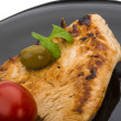 Turkey Steak — Stock Photo