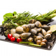 Stock Photo: Spanish mollusc - Almeja