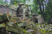 Angkor wat complexe — Stockfoto