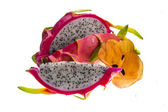 Dragon fruit — Stockfoto