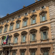 Rome, Italy. Typical architectural details of old city — Stock Photo #35372635
