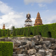 Nong Nooch tropical garden — Stock Photo #35376125