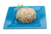 Boiled rice — Stockfoto