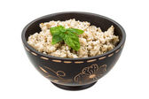 Gekookte rijst — Stockfoto