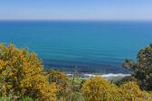 Wybrzeże Morza Śródziemnego — Zdjęcie stockowe