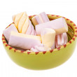 Stock Photo: Marshmallow