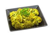 Boiled cauliflower — Stock Photo
