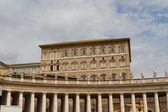Buildings in Vatican, the Holy See within Rome, Italy — Stock Photo