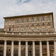Stock Photo: Buildings in Vatican, Holy See within Rome, Italy. Part of S