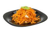 Korean carrot — Stock Photo
