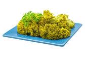Boiled cauliflower — Zdjęcie stockowe