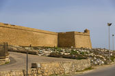 Old Fortess ruin in Mahdia Tunis — Stock Photo