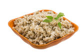 Gotowany ryż — Zdjęcie stockowe