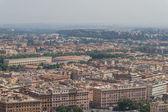 Vista de roma, italia — Foto de Stock